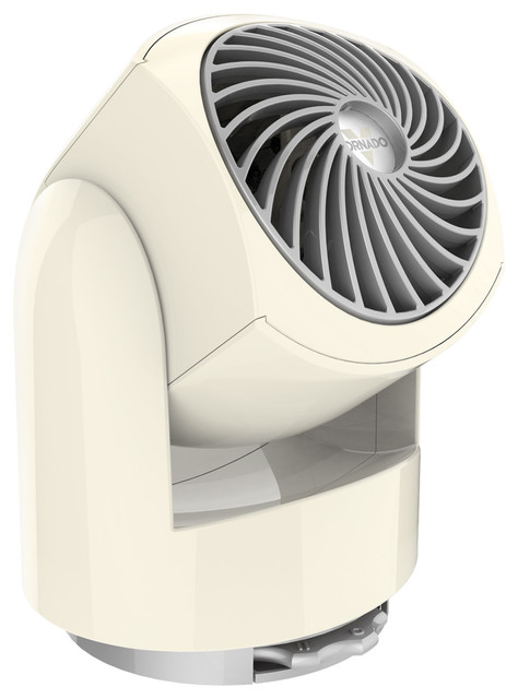 Flippi V6 Personal Air Circulator, Vintage White.