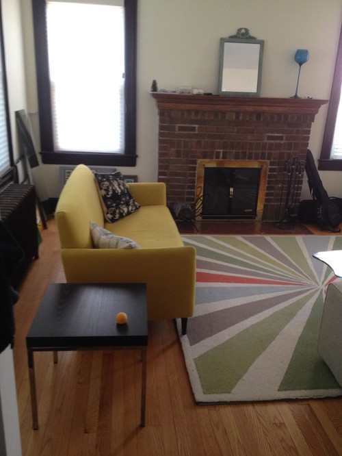 Help With Furniture Arrangement In My Living Room