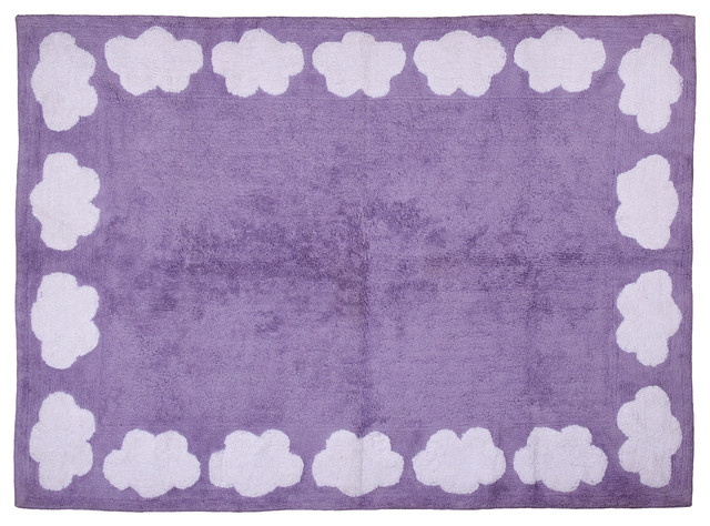 Cloud Children S Rug Contemporary Kids Rugs By