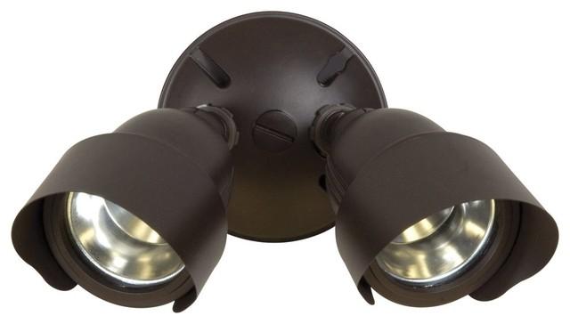 Craftmade Z412 2 Light Outdoor Halogen Flood Transitional And Spot Lights By Buildcom