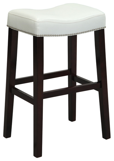 Lewis Stools Set Of 2 Transitional Bar Stools And Counter