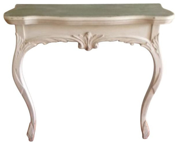 Sold Out Vintage Demilune Table 350 Est Retail 250