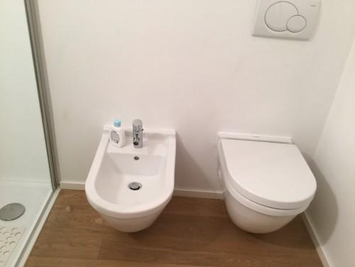 Il mio bagno - Mi bagno troppo ...