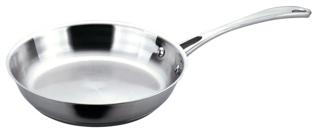 Copper Clad 12&x27;&x27; Stainless Steel Fry Pan.