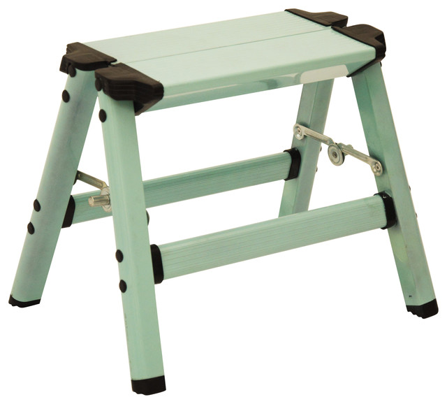 Cosco 1step Metal Folding Step Stool Vintage Metal Cosco