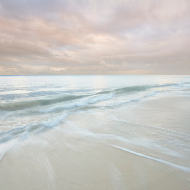Abstract Seascape Canvas Artwork