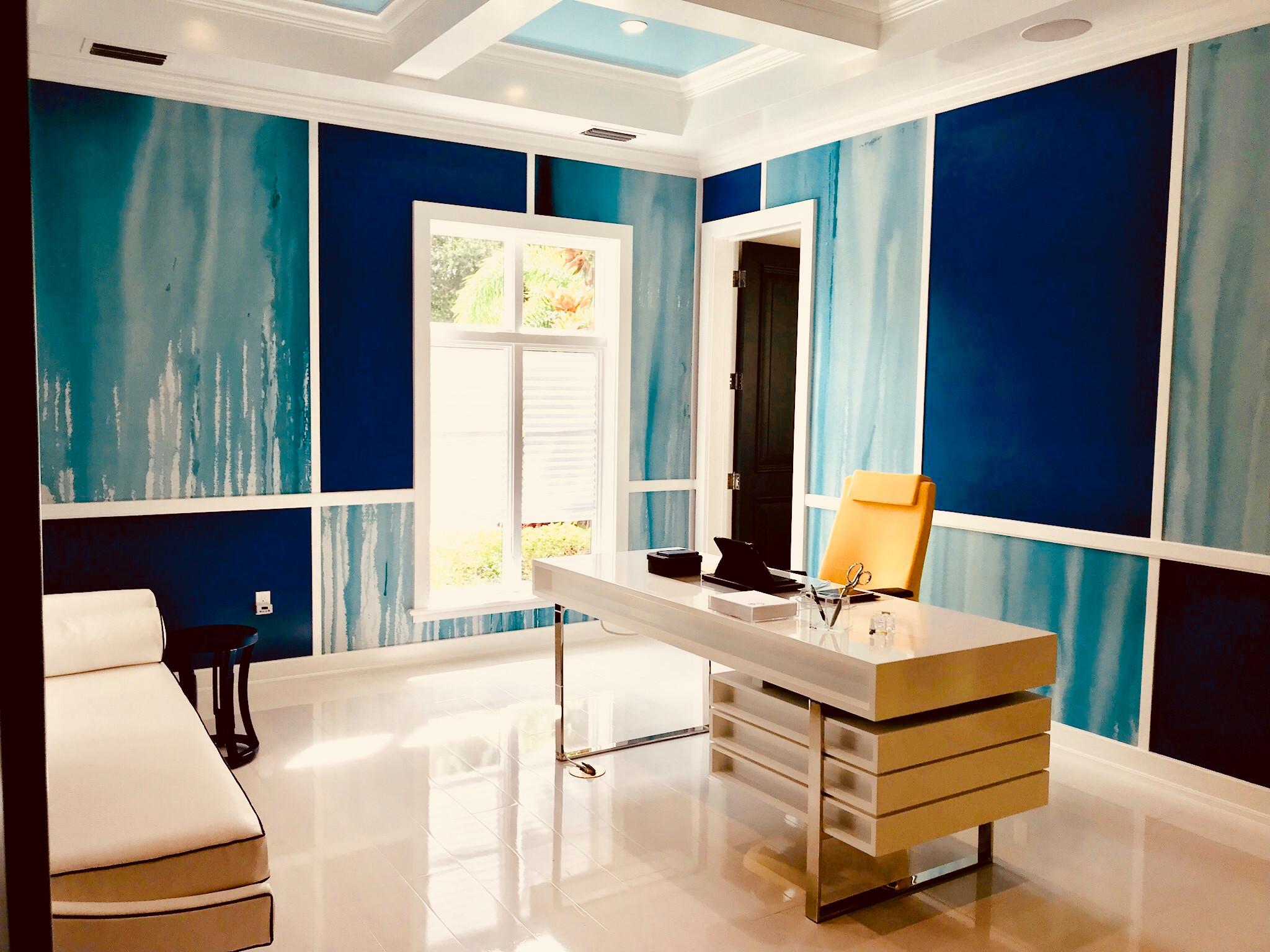 Palm Beach Office Design