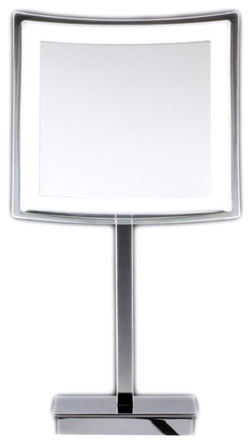 Smile 830 Battery Operated Magnifying Mirror 5x