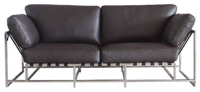 Lazzaro Leather Antonio Loveseat & Half.