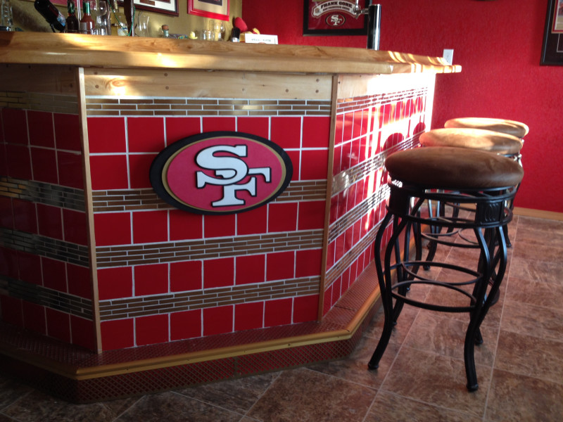 Easy Home Bar Plans  - Home Bar samples.