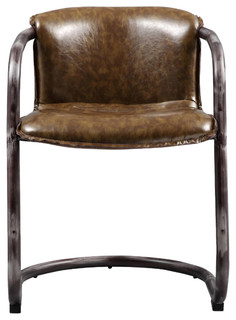 Colt Chair, Cognac