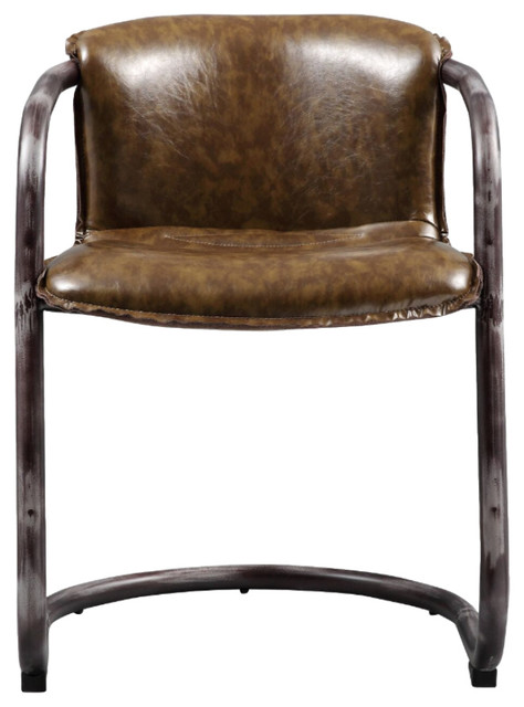 Colt Chair, Cognac.