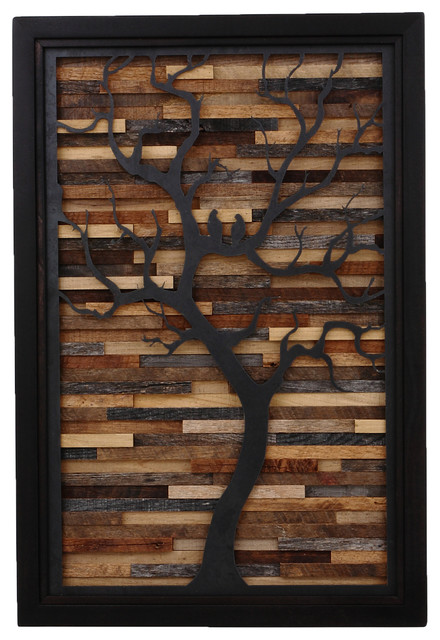 Carpentercraig Wood Wall Art Made Of Old Barnwood And