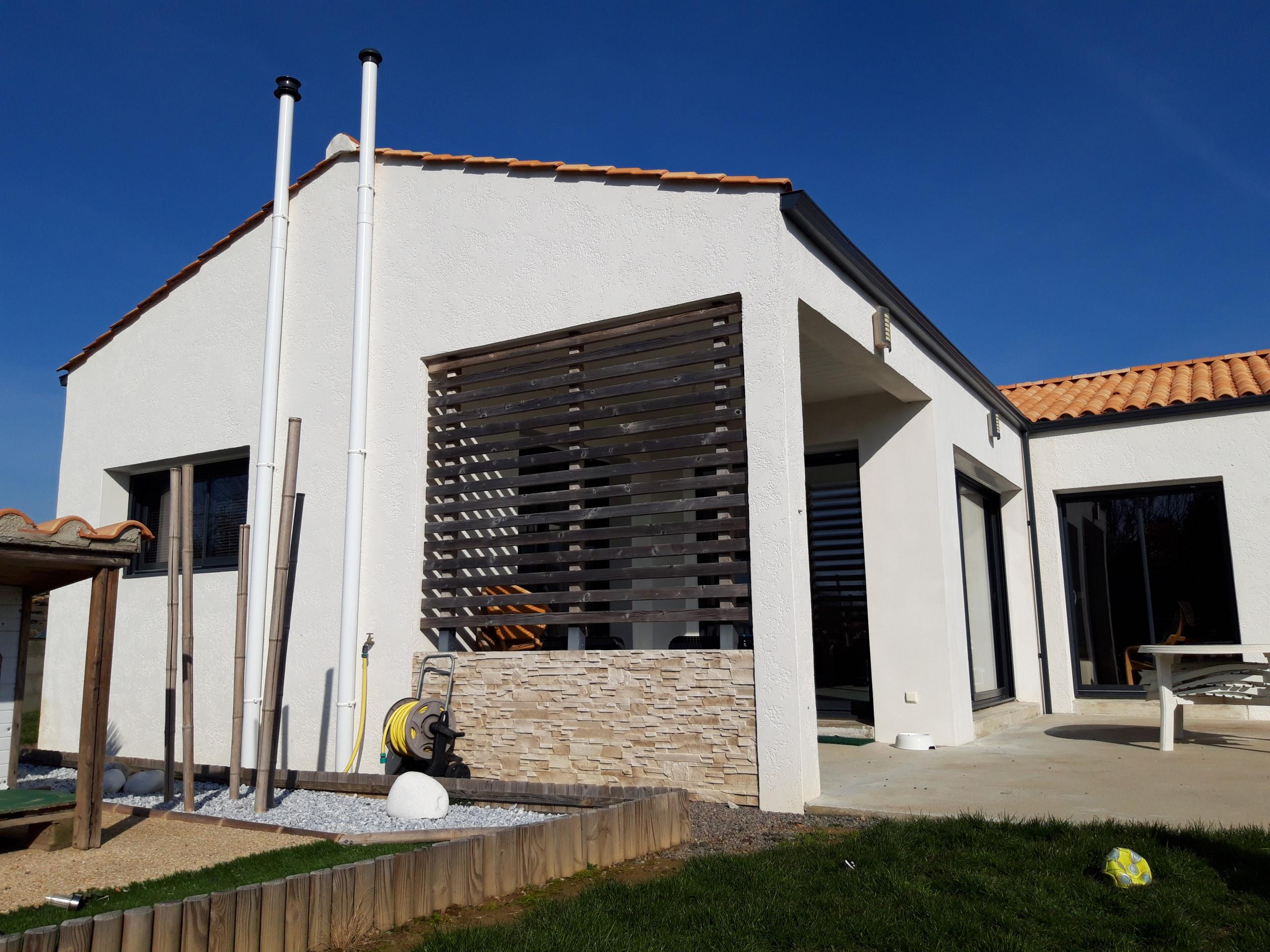 Projet Rénovation Maison Complete - Extérieur