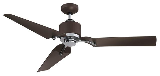 Hunter kingsbury ceiling fan light kit : Wasp ceiling fan metallic bronze with chrome