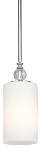 Sea Gull Lighting 6113401 Englehorn 1 Light Mini Pendant.