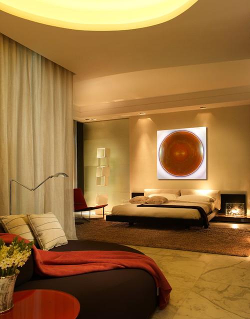 KUNDALINI modern bedroom