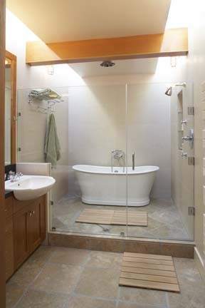 gary earl parsons, architect - eclectic - bathroom - san francisco