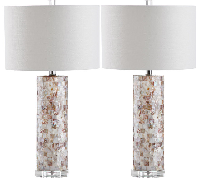 Boise Table Lamps, 27.5, Set Of 2.