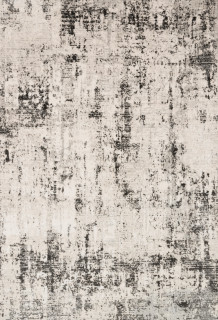 Shop Silver Graphite Shed Free High Low Pile Alchemy Area Rug from Houzz on Openhaus