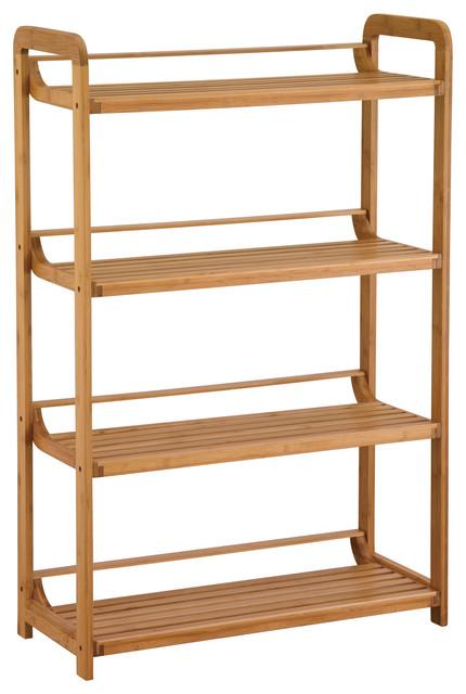 Lohas 4-Tier Shelf