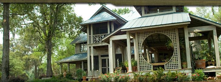 Bay Laurel Residence - Florida Cracker Style Design