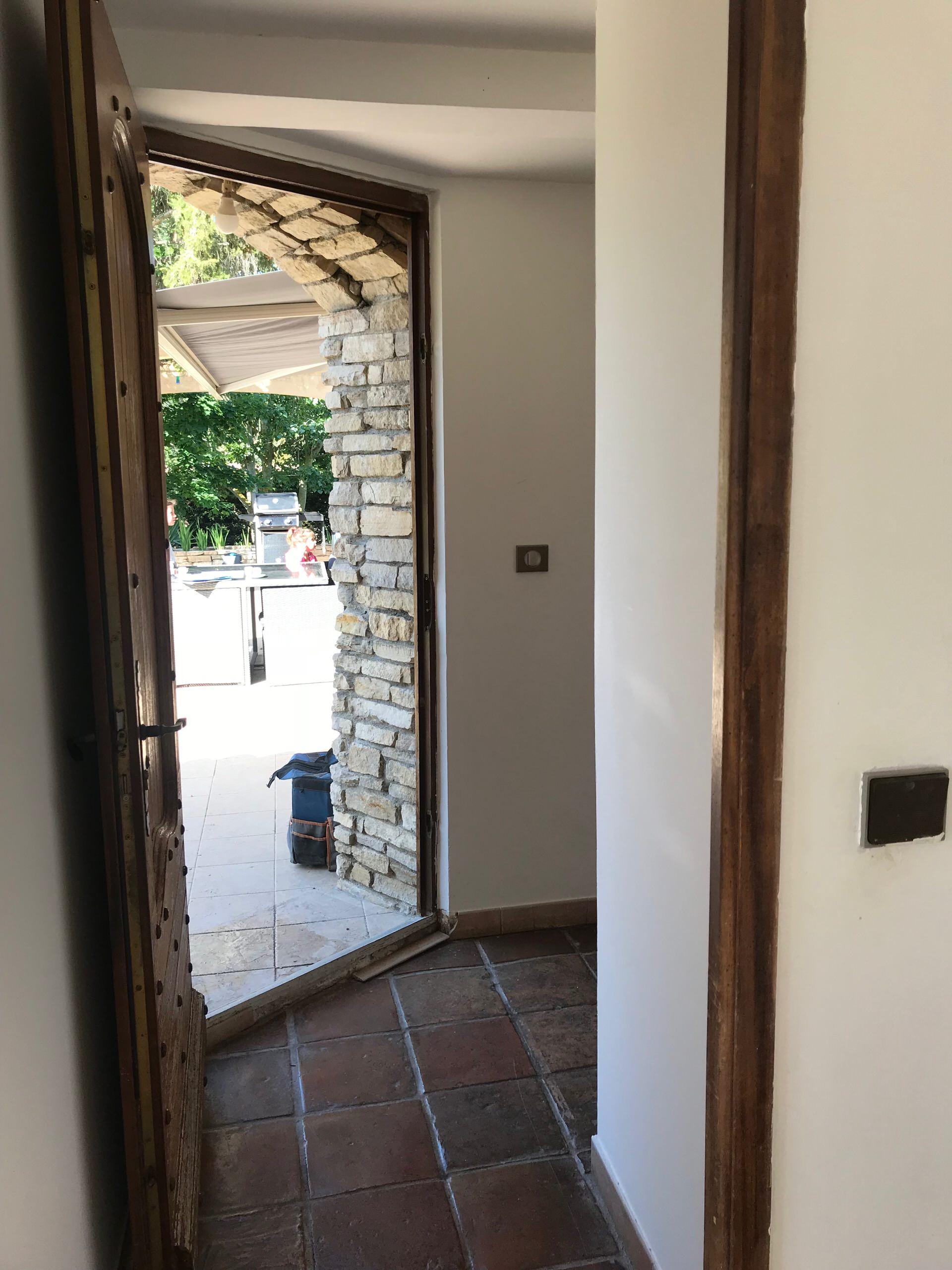 Agrandissement d'une maison provençale