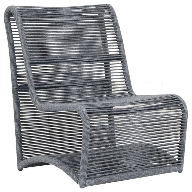 Excellent Sunset West Milano Armless Club Chair Caraccident5 Cool Chair Designs And Ideas Caraccident5Info