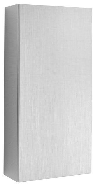 Bali Large Bathroom Cabinet, White