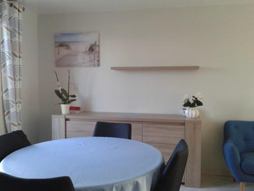 Decoration meuble bas salle a manger for Deco cuisine avec buffet bas salle À manger design
