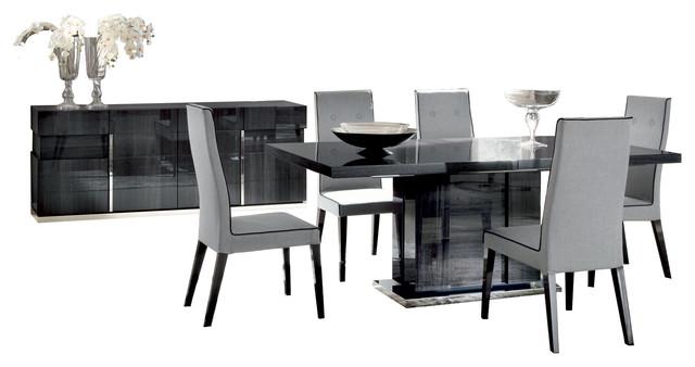 ALF Monte Carlo 8-Piece Dining Set - Contemporary - Dining Sets ...