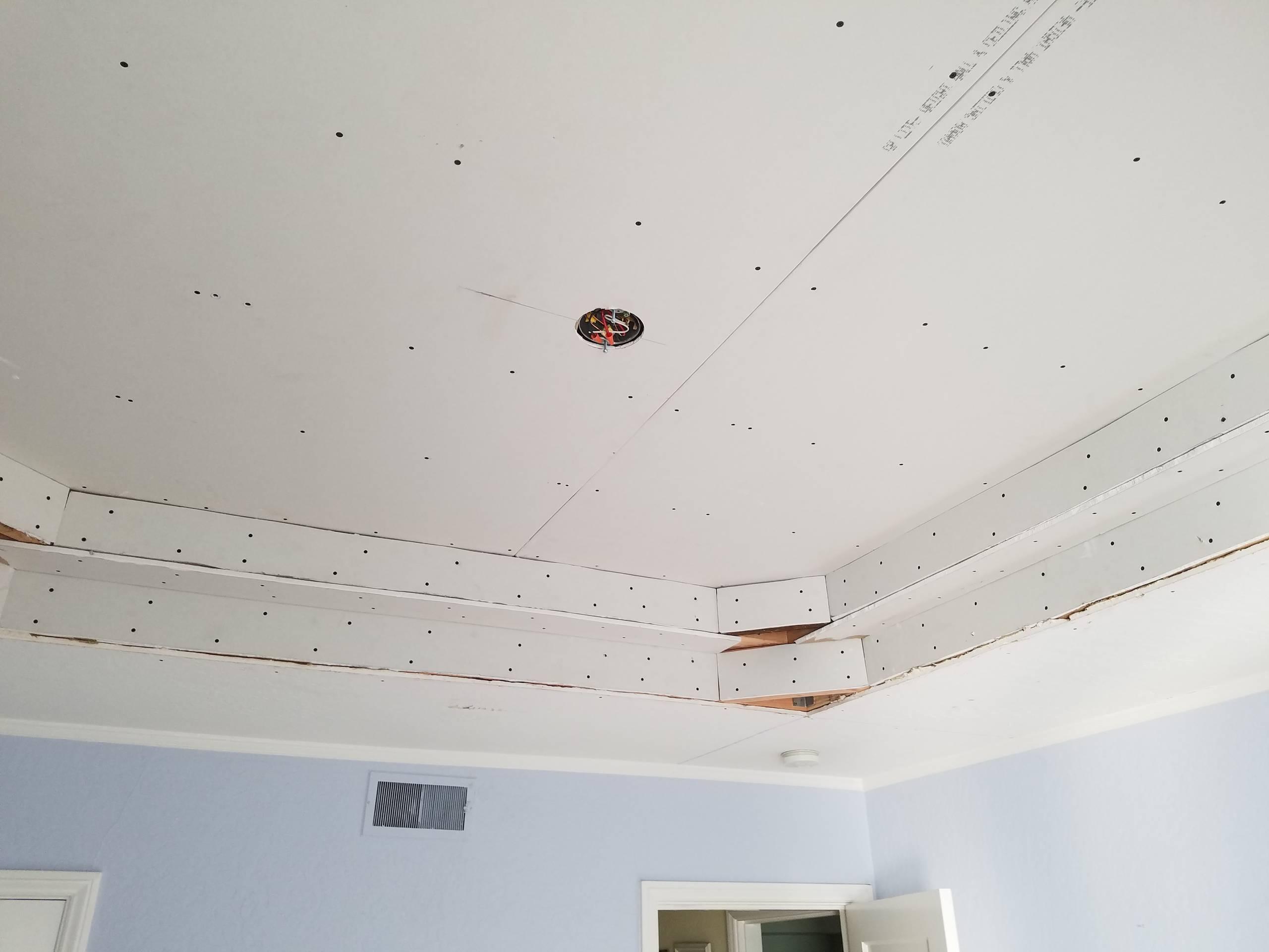 coffer ceiling