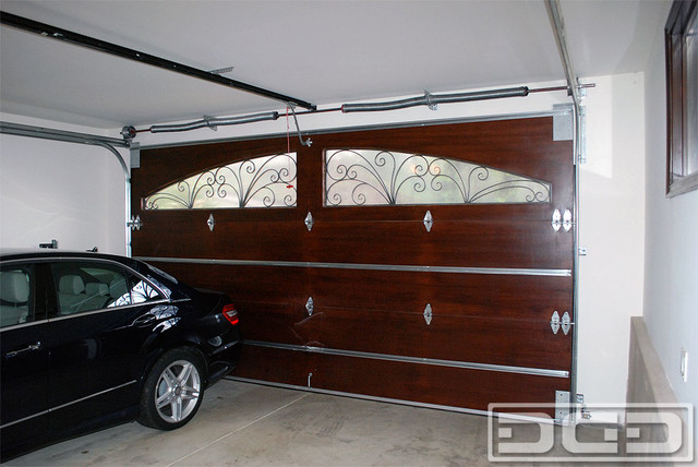 Photos From The Inside Of Garage Doors : What do dynamic garage doors look like from inside the