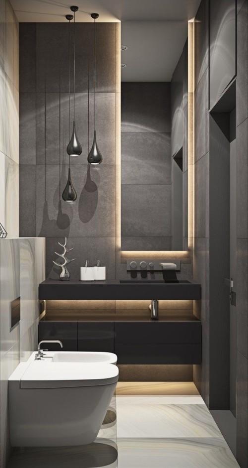 Gästebad Mit Dusche gästebad im neubau mit dusche