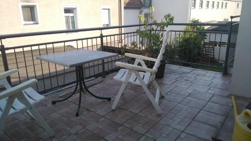ideen f r balkon und terrasse. Black Bedroom Furniture Sets. Home Design Ideas