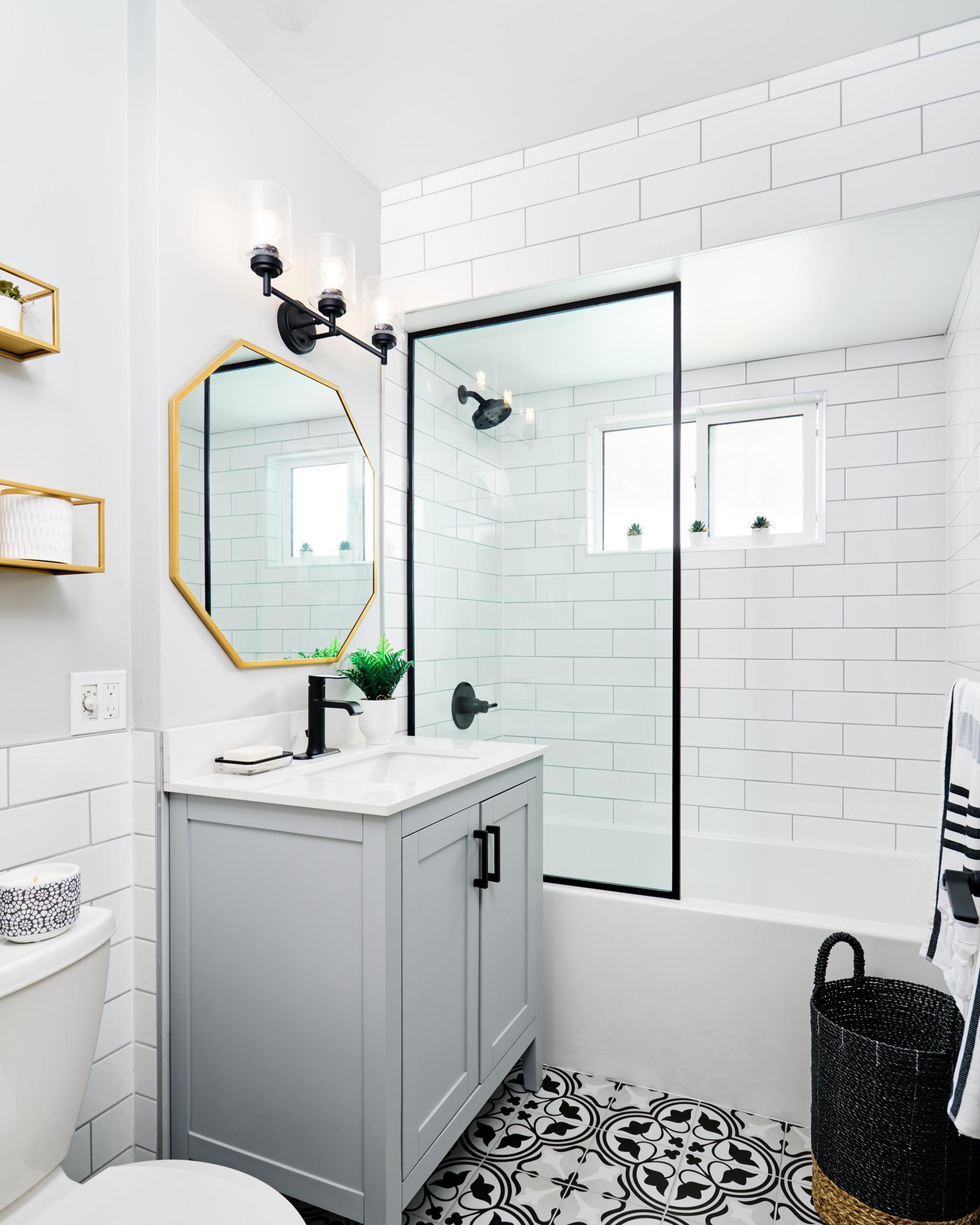Family Bathroom Makeover
