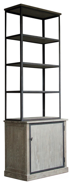 Lincoln Small Cabinet - Modern - Buffets And Sideboards - by Zinc Door