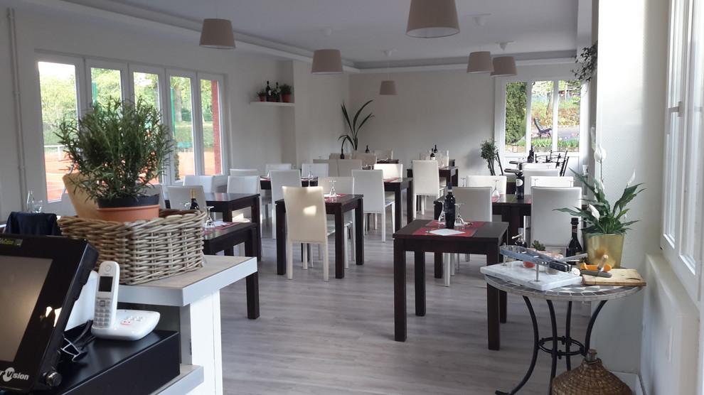 RENOVATION  - Restaurant renovation project - IN PROGRESS