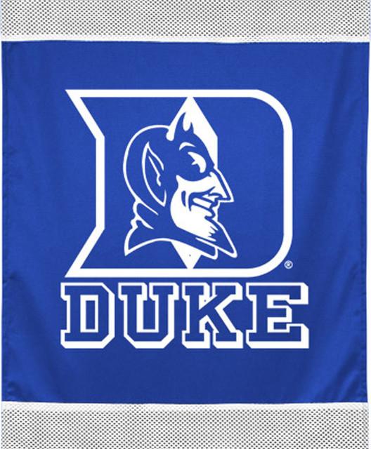 Ncaa Duke Blue Devils Football Team Logo Wall Hanging