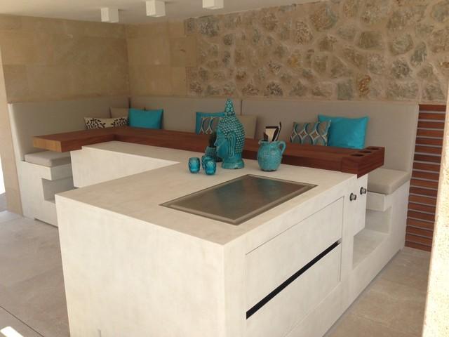 Türen Für Außenküchen : Outdoor kitchen aussenküche frankfurt am main von walter wendel