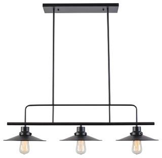 Margaux island pendant lamp industrial kitchen island lighting by light society - Industrial kitchen island lighting ...