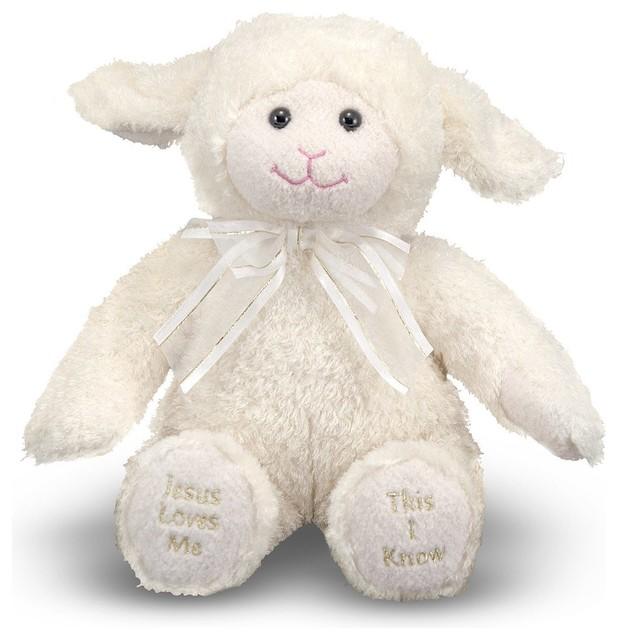 Melissa & Doug - Jesus Loves Me Lamb