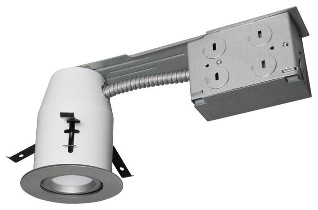 american lighting 3in led remodel non ic recessed light kit recessed lighti. Black Bedroom Furniture Sets. Home Design Ideas