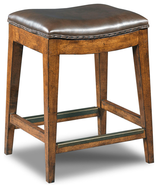 Hooker Furniture Sangria Rec Backless Counter Stool