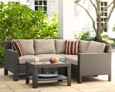 Want To Purchase The Hampton Bay Beverly 5 Piece Patio Sectional