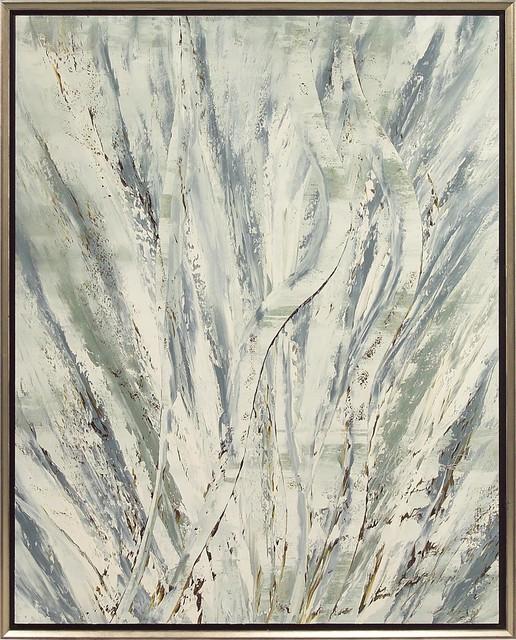 Painting JOHN-RICHARD Jinlu's Ocean Grass