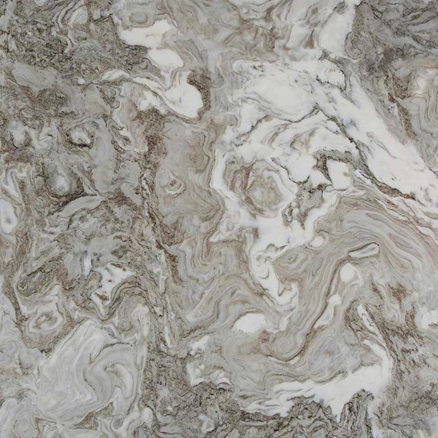 Various Sized Avalanche White Countertop Marble Slab, 2 Cm..
