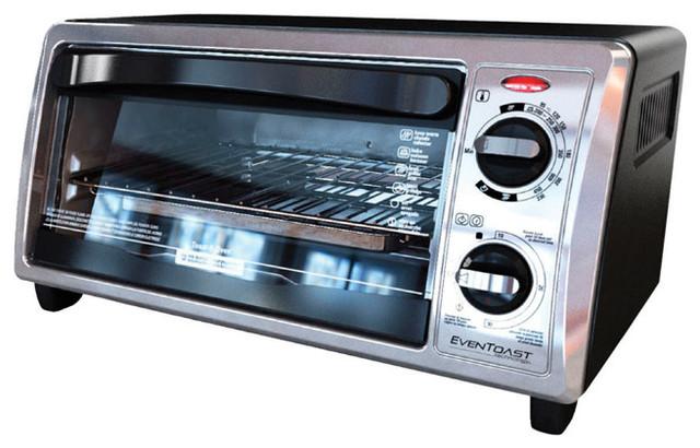 Black Amp Decker TO1322SBD Toaster Oven Broiler 4 Slice
