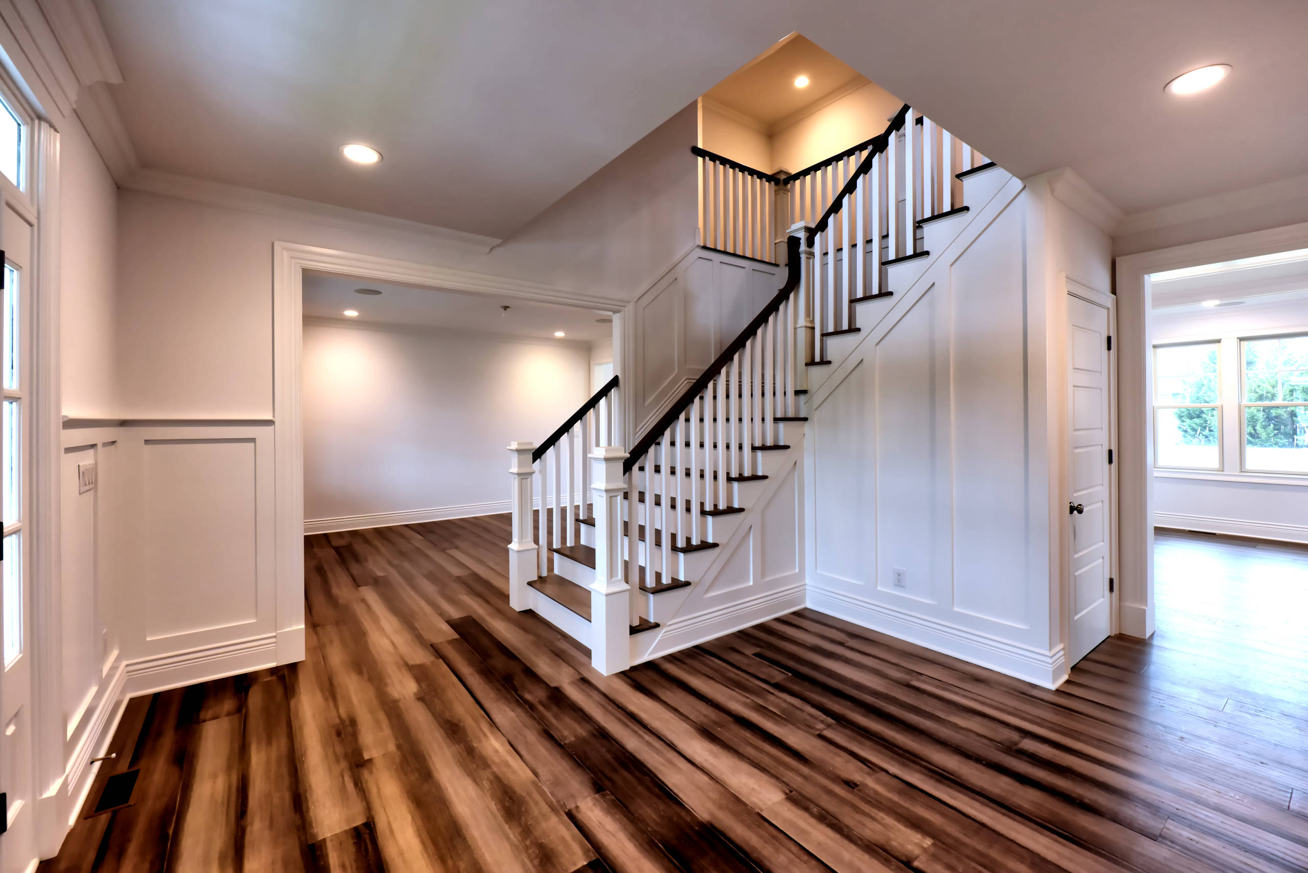 Interior Stairs and Railings