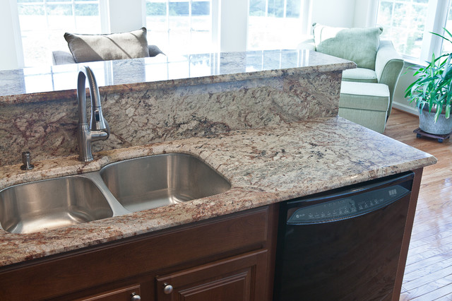 kitchen granite backsplash typhoon bordeaux granite modern kitchen countertops 1774